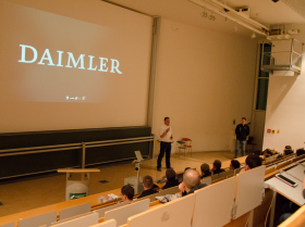 Recruiting 2015/2016 - Daimler