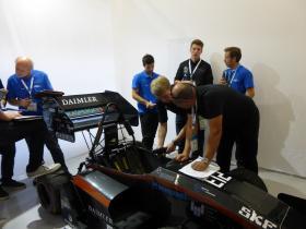 Formula Student Austria Design Judging