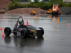 Der FR12 beim Test