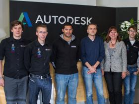 Workshop bei Autodesk