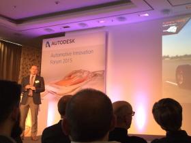 Automotive Innovation Forum 2015