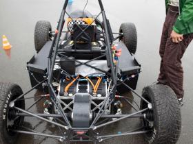 Der FR12 beim Teste